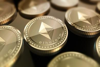 Стоимость Ethereum
