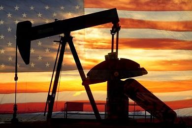 Добыча сланцевой нефти в США в 2015