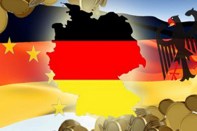 Внешняя торговля Германии - 2017