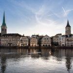 Цюрих - самый дорогой город в мире в 2018г.