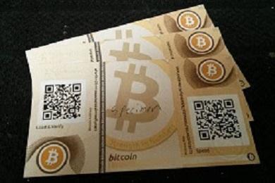 Биткоин банкноты