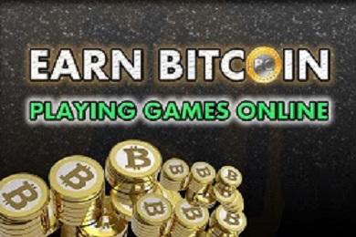 Игры - зарабатывать биткоины