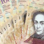 Курс венесуэльского боливара к доллару США снова падает