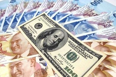 Курс турецкой лиры к доллару