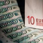 Курс евро к рублю: 1999 – 2019