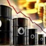 Падение нефти в ноябре 2018г. - рекордное за 10 лет