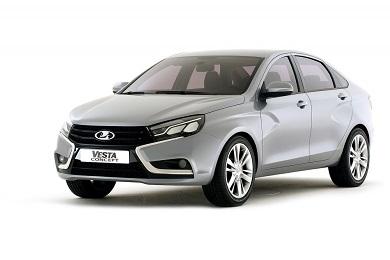 Продажи новых автомобилей в России - 2018