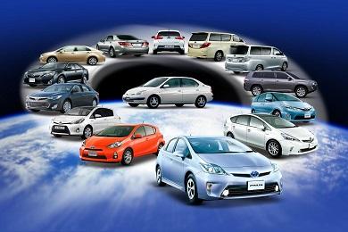 Продажи автомобилей в мире в 2018 году