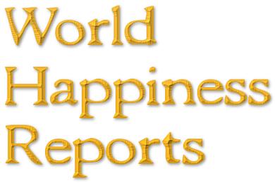 Самые счастливые страны мира 2019
