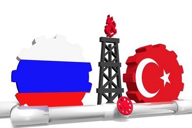 Турция газ России