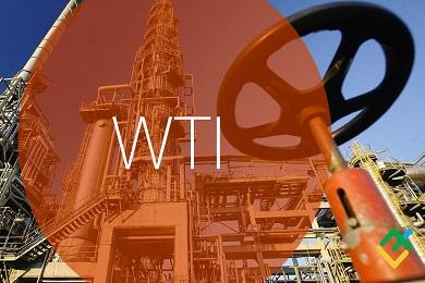 Цена на нефть марки WTI