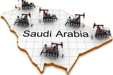 Добыча нефти в Саудовской Аравии - 2019