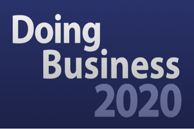 Рейтинг Doing Business - 2020