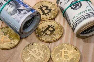 Капитализация криптовалют - 2020