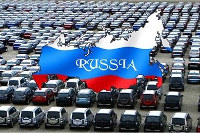 Продажи новых автомобилей в России - 2019