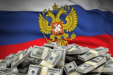Долги стран перед Россией