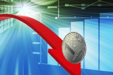 Обвал рубля в 2020 году