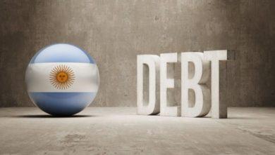 Аргентина дефолт
