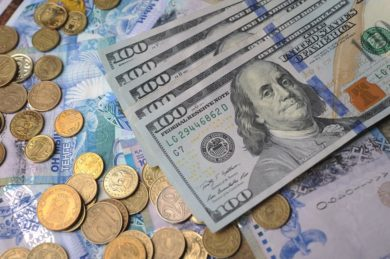 Продажа валюты на внутреннем рынке