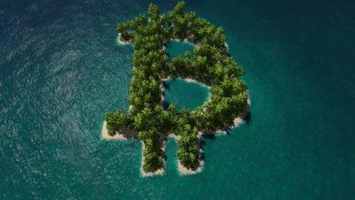 Бекия - биткоин остров