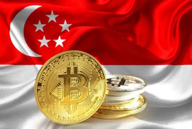 Сингапур криптовалюта